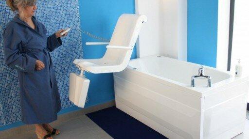 Ristrutturare il bagno per disabili e anziani ristrutturare casa - Porta bagno disabili ...